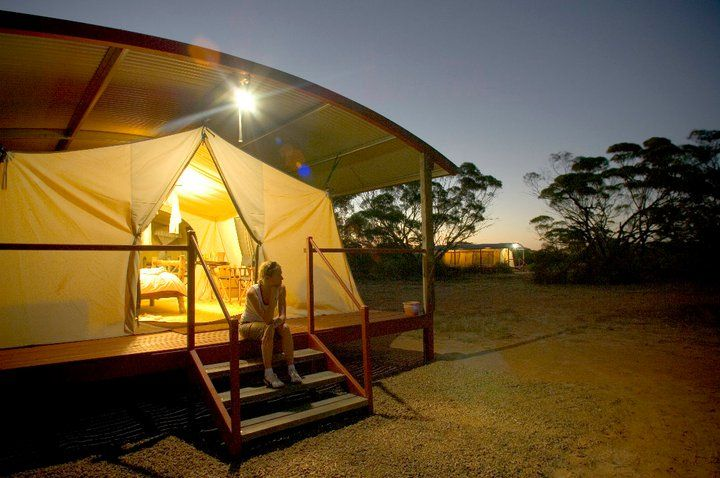 Luxury Campgrounds South Australia