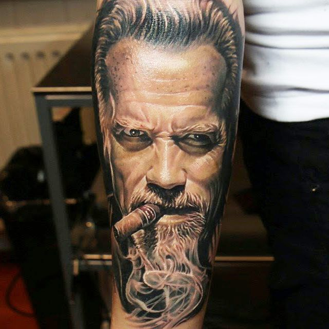 Expendables Tattoo Wallpaper Expendable Tattoo Drawing By: Trench Mauser Tattoo By Qtattoo Lee