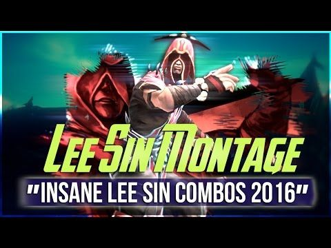 những pha xử lý hay Lee Sin Montage - INSANE Lee Sin COMBOS 2016 | (League of Legends) - http://cliplmht.us/2016/12/15/nhung-pha-xu-ly-hay-lee-sin-montage-insane-lee-sin-combos-2016-league-of-legends/