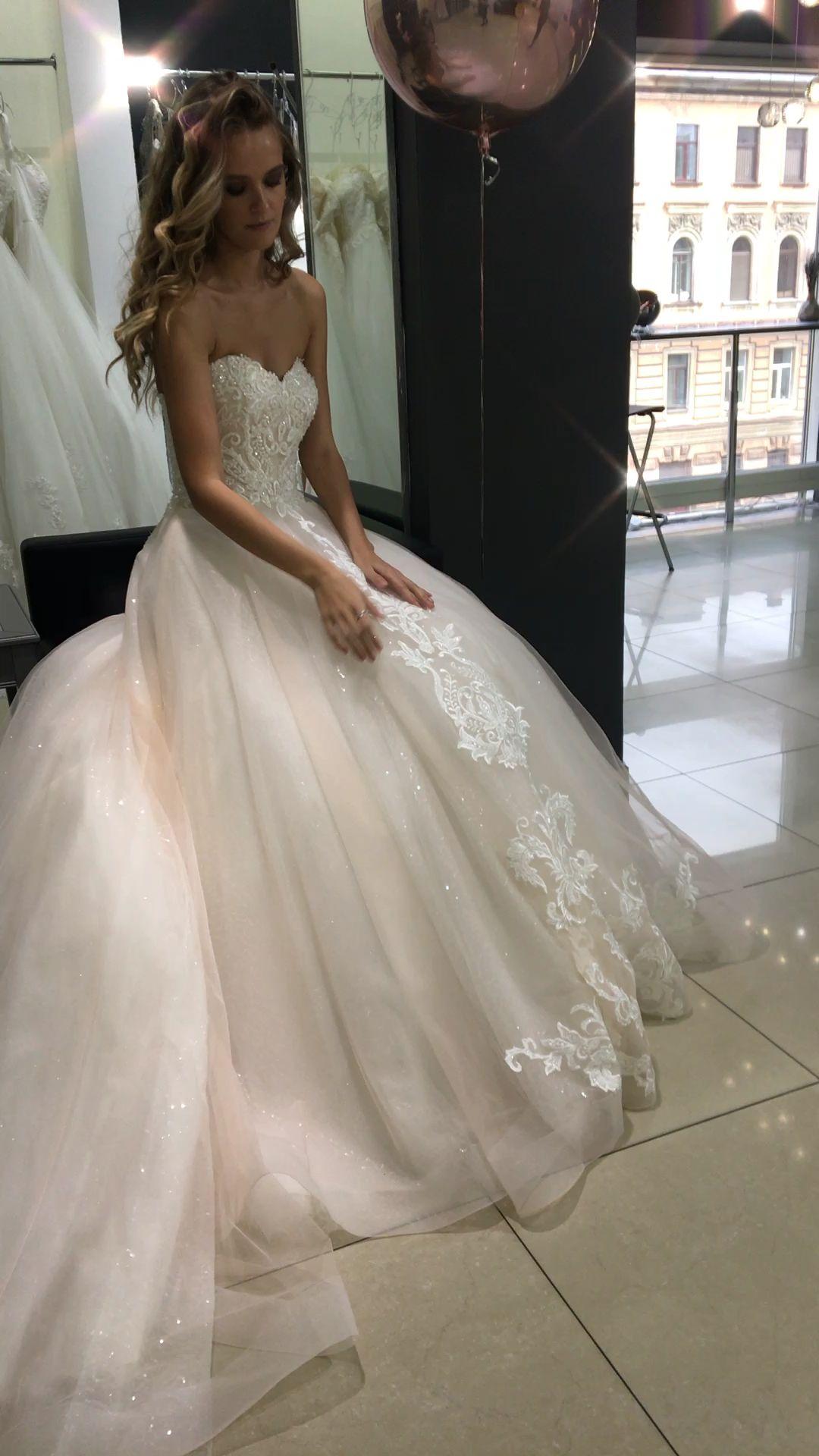 Photo of Olivia Bottega wedding dress.