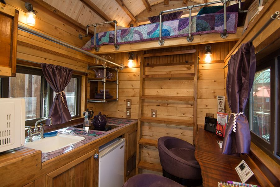 tiny house portland for sale. An 80 Square Feet Tiny House In Portland, Oregon At The Hotel. Portland For Sale A