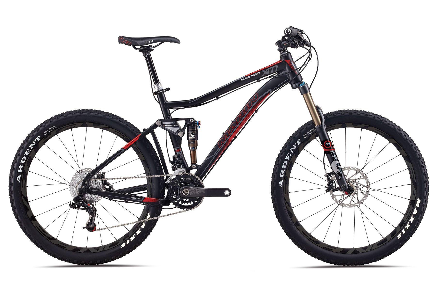 MARIN BIKES | Mountain FRS | Quad XM 140 ...
