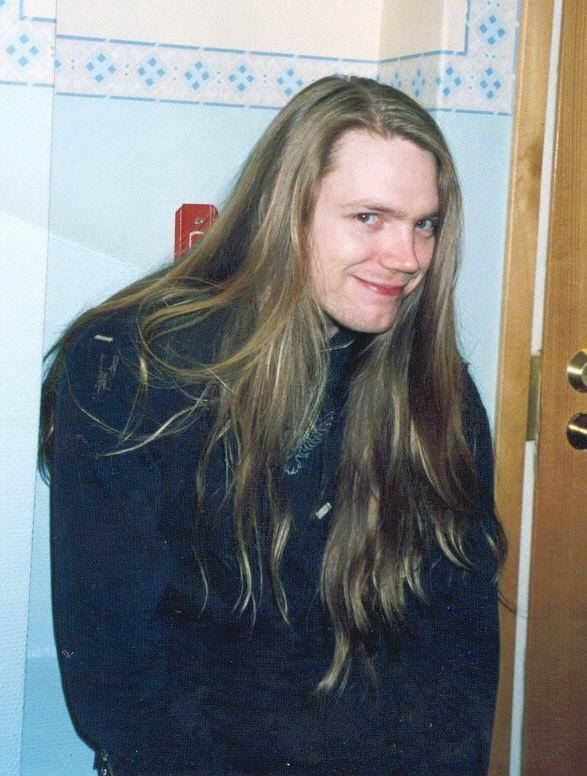 Young Marco Hietala   Marco hietala, Metal music, Music bands