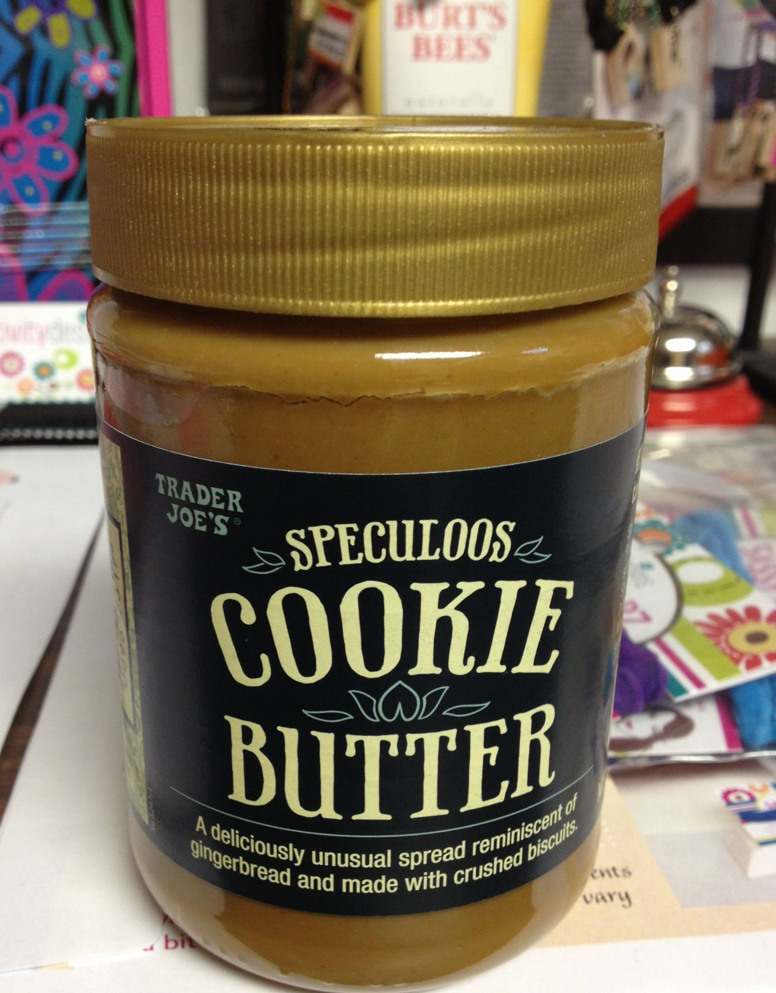 Cookie butter yum butter cookies speculoos cookie