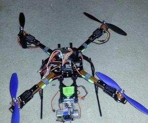 How To Build A Cheap Quadcopter Quadcopter Diy Drone Drone