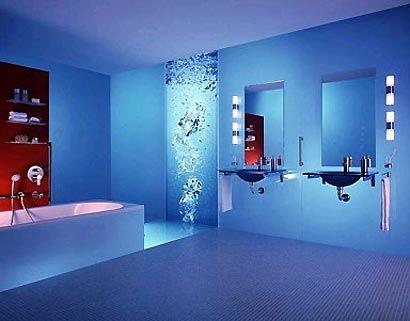 farbe \ ambiente Wohnideen Wandgestaltung Zimmerpflanzen - wandgestalten mit farbe
