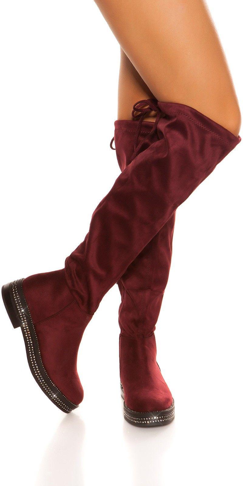 skor med strass