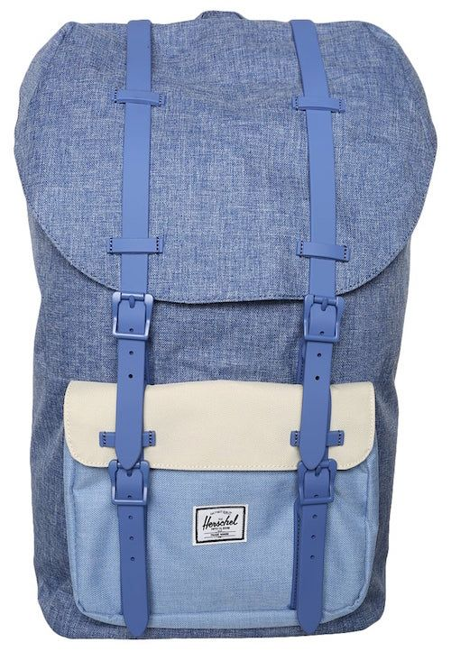65d18e693b1 sac a dos homme solde herschel little america bleu