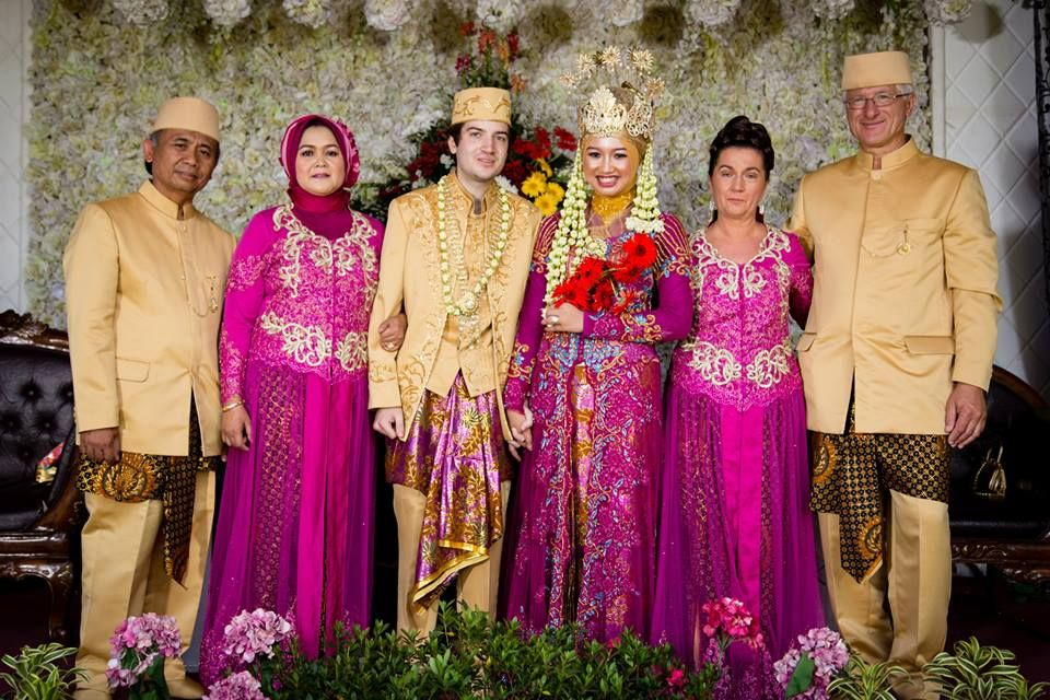 The new family ) mix marriage germanindonesia Mixed