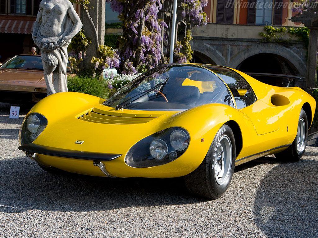 Ferrari 206 S Dino