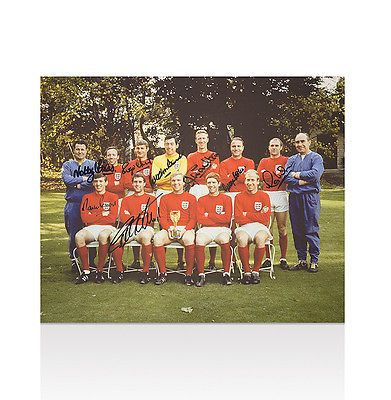 Framed 1966 #world cup #england signed canvas 8 autographs - #world cup #winners,  View more on the LINK: http://www.zeppy.io/product/gb/2/371720078883/