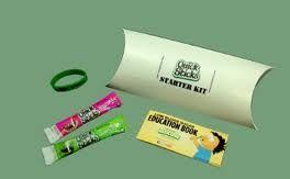 FREE Quick Sticks Starter Kit!