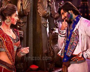 Nagada Sang Dhol Song Lyrics Ramleela 2013 Hindi Lyrics Leela Movie Ranveer Singh Bollywood Movies