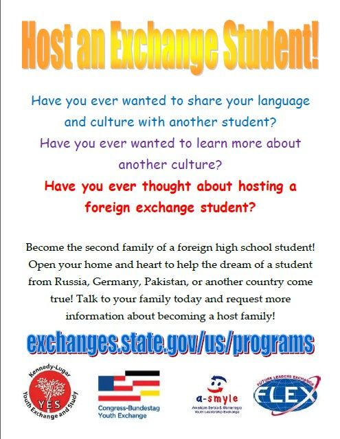 Top 10 Reasons To Host An Exchange Student Google Search