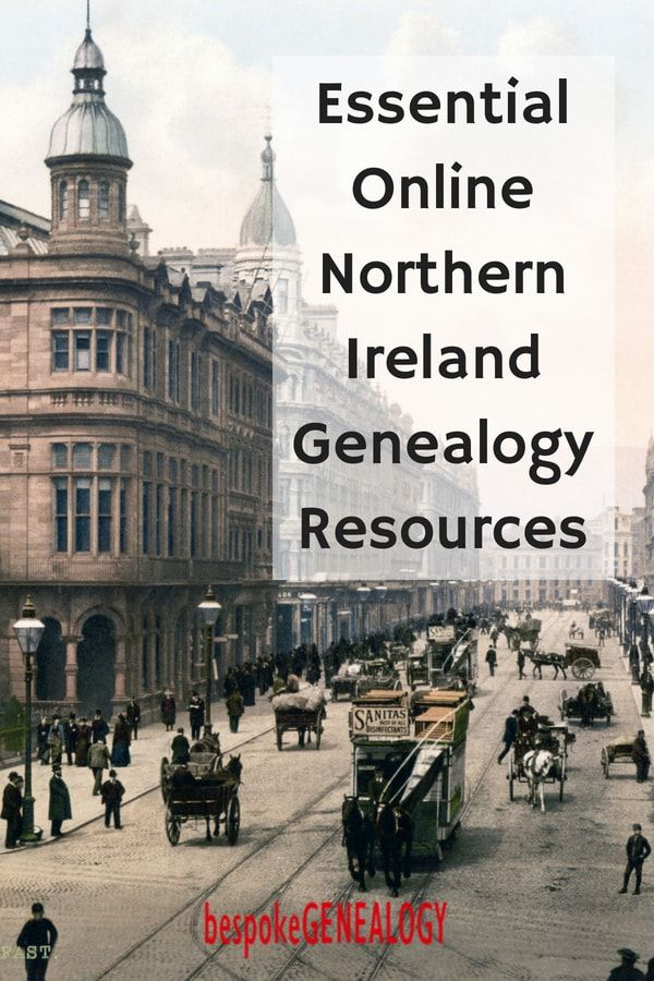 How to Find Northern Ireland Genealogy Records Online