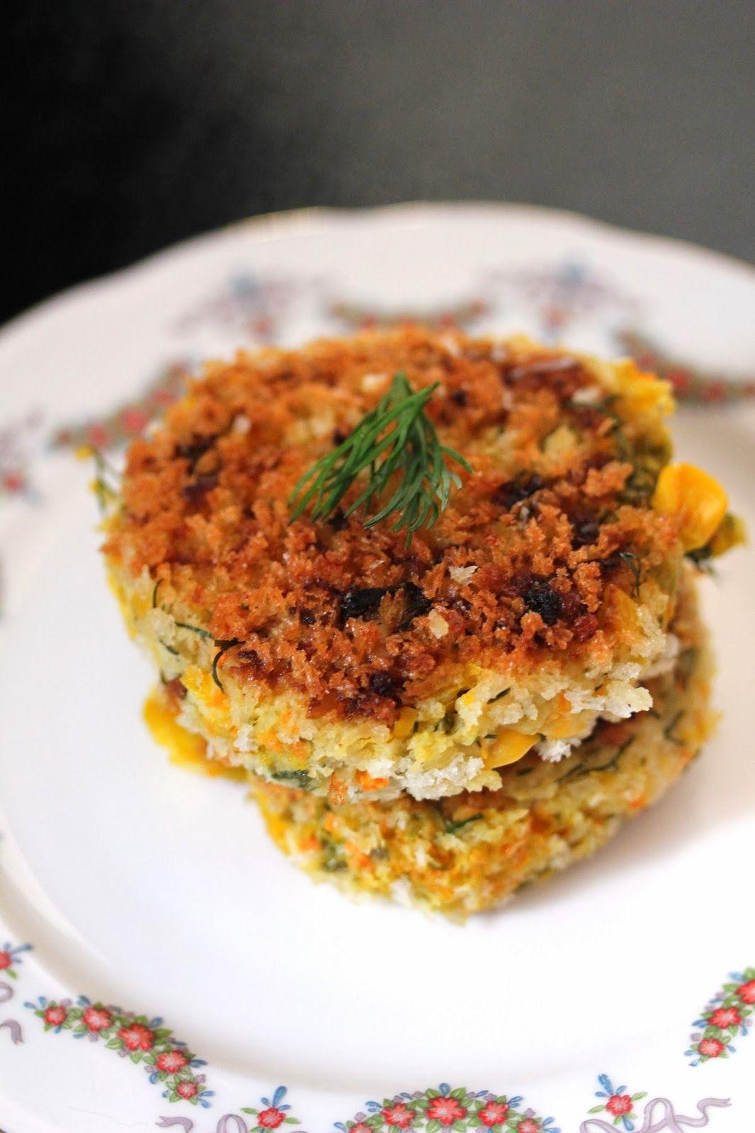 Kitchen grrrls vegan crab cakes aka hearts of palm cake