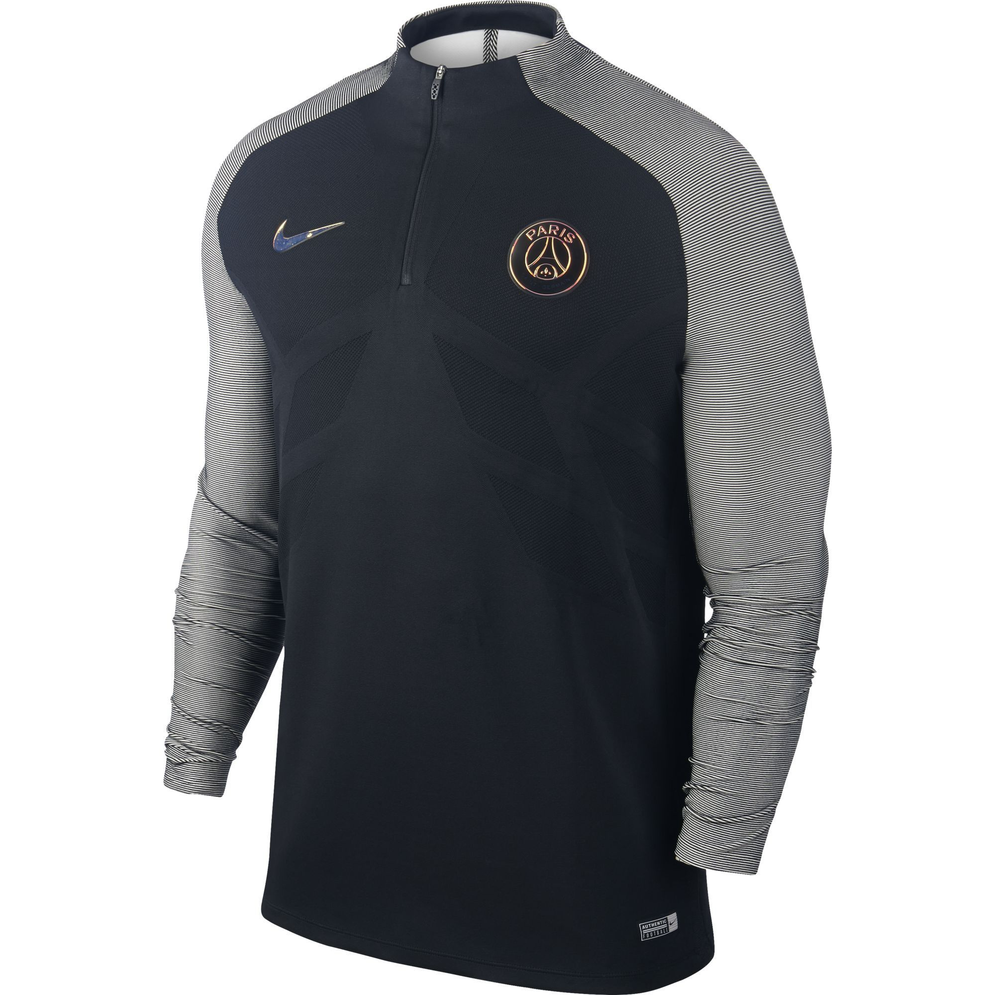 NIKE PSG TRAINING TOP ELITE NOIR 2016/2017
