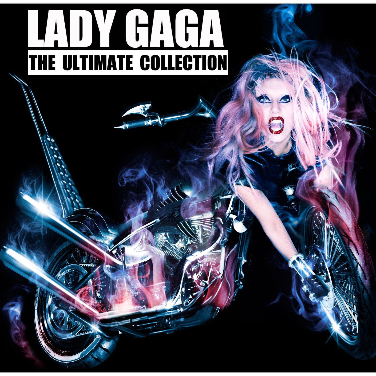 Lady Gaga Album Cover The Ultimate Collection Cd2 Lady Gaga Mp3 Buy Full Rony