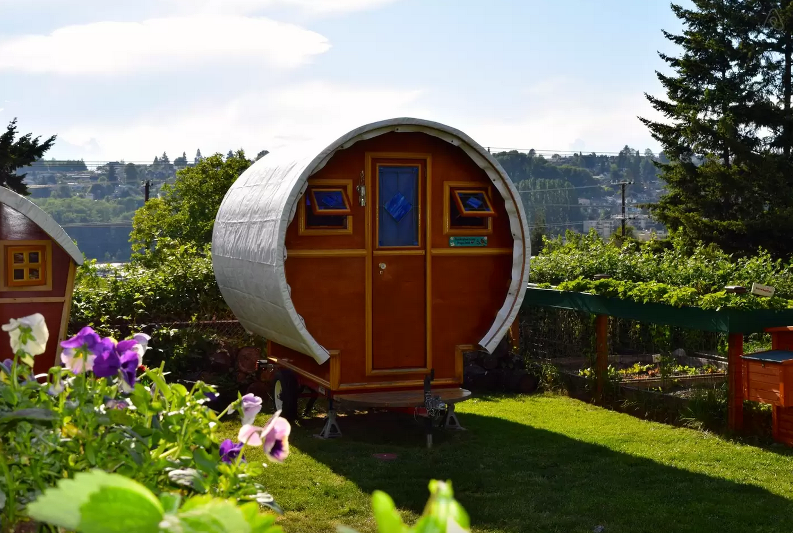 the cutest tiny house rentals in every single state architecture rh pinterest com