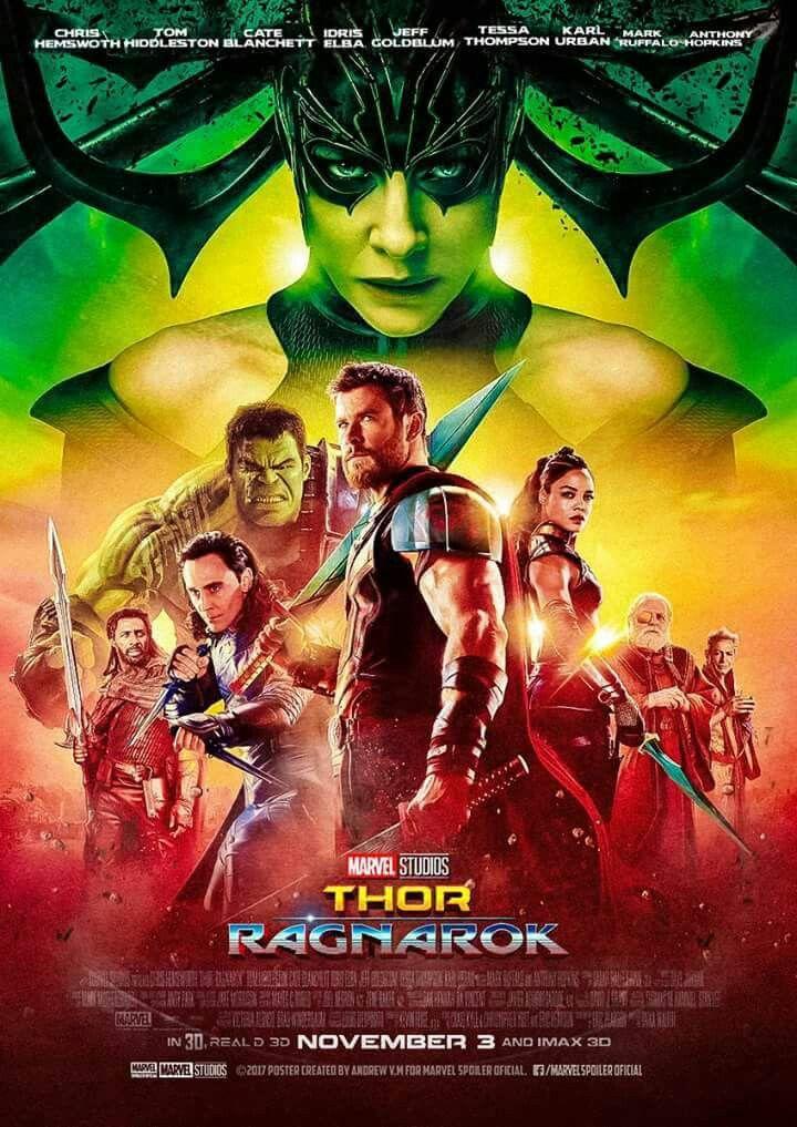 """""""Thor : Ragnarok"""" - Taika Waititi (2017)"""