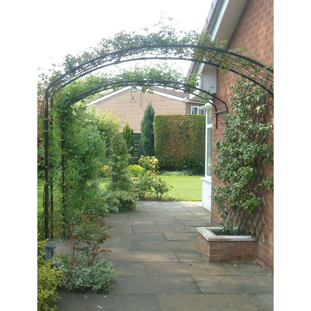 Agriframes wall classic arch u next day delivery agriframes wall