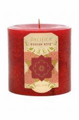 Natural Pillar Candles | Pacifica
