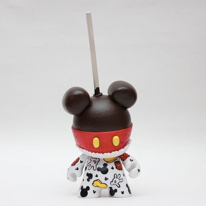 Candy Apple Mickey Munny