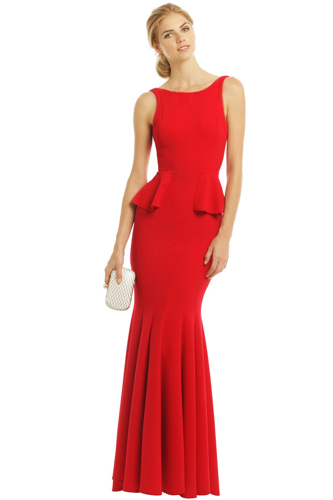 Flutter And Flirt Gown By Bcbgmaxazria At 115 Rent The Runway