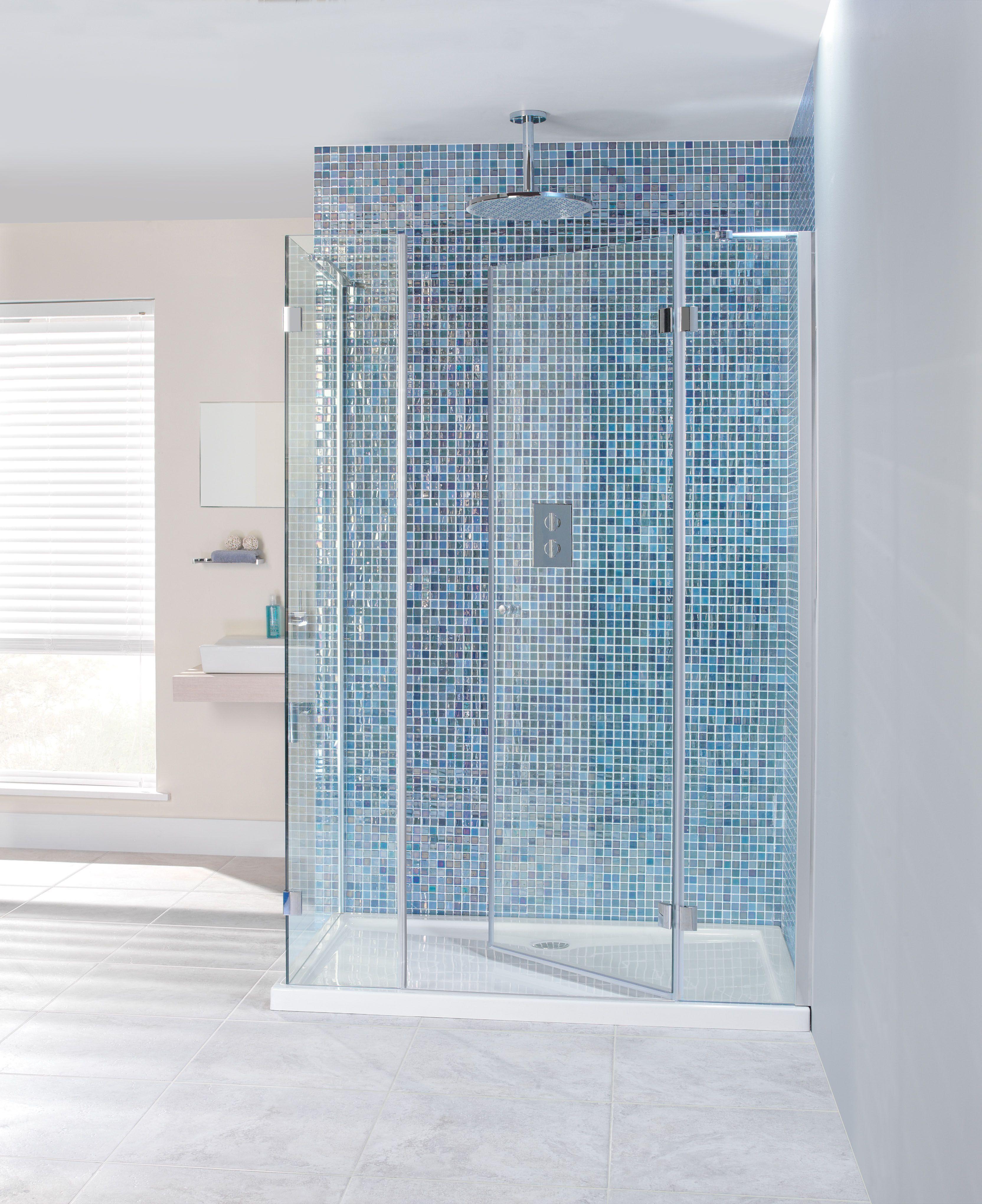 Design View Bathroom Walk In Shower Enclosure from Crosswater http ...