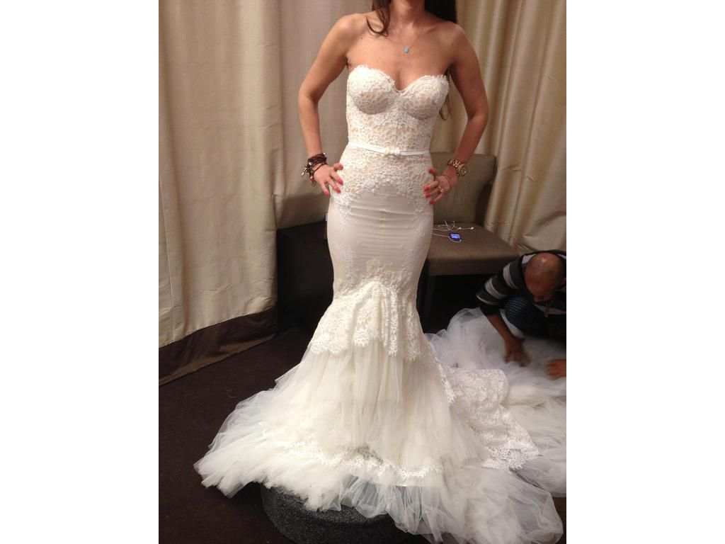 Inbal Dror BR-12-5 , $6,000 Size: 2 | Used Wedding Dresses | Inbal ...