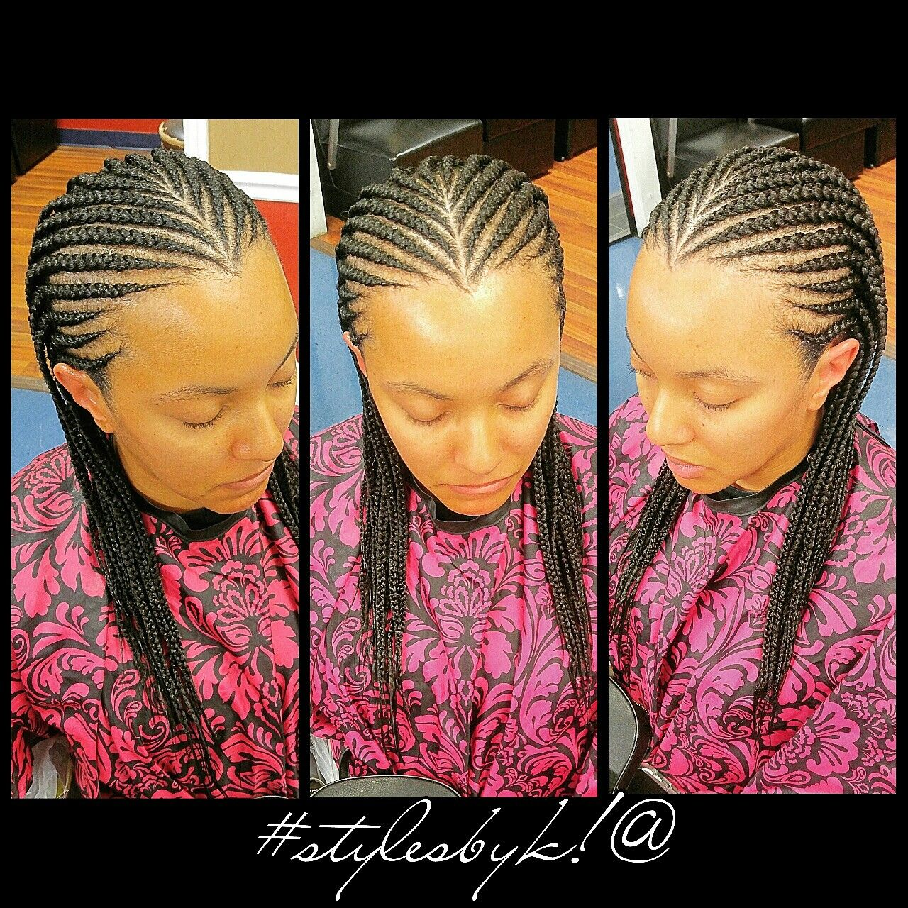 2 Layer Feed In Braids Stylesbyk Hot Hair Styles Feed In