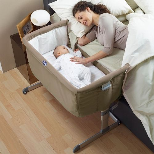 Chicco Next2me Crib In Dove Grey Babies R Us Baby Co Sleeper Baby Cot Bedside Crib