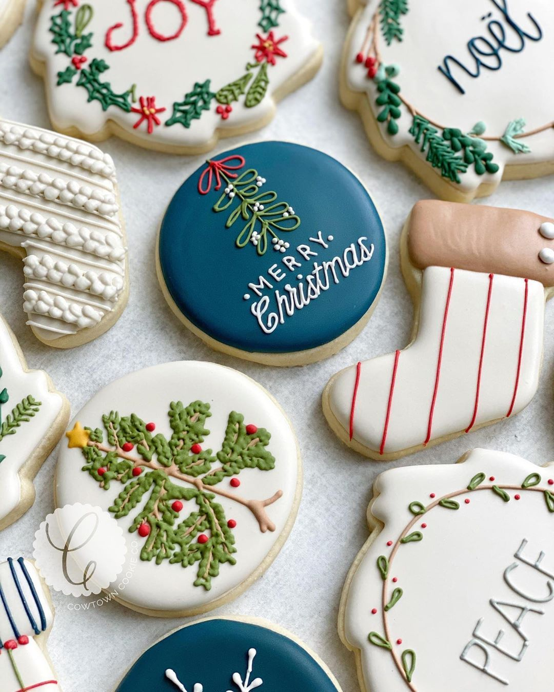 "Cowtown Christmas 2020 Cowtown Cookie Co. on Instagram: ""Merry Christmas in July"