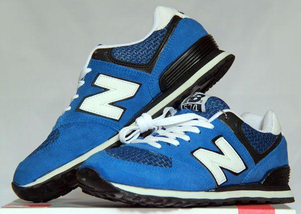 Sepatu New Balance 574 Biru Rp 220 000 New Balance Sepatu Dan Biru