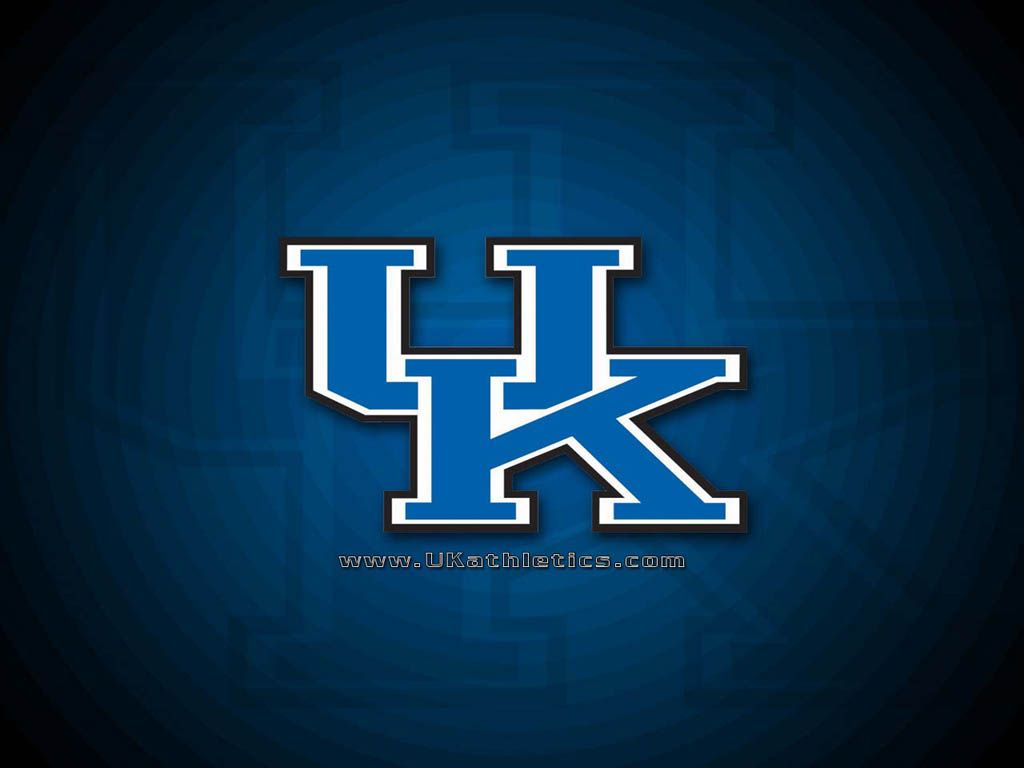 Kentucky Wildcat Wallpaper Dark Blue Theme University Of Kentucky Athletics Logo Logos