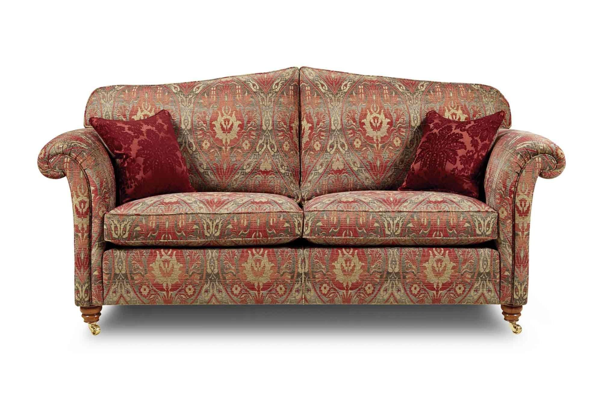 Duresta Mayfair Large 4 Seater Sofa at Furniture Village ...