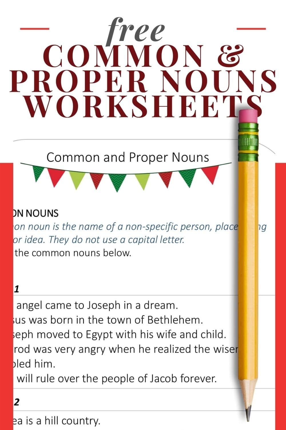 Free 4 Part Common And Proper Nouns Worksheets Proper Nouns Worksheet Common And Proper Nouns Nouns Worksheet [ 1500 x 1000 Pixel ]