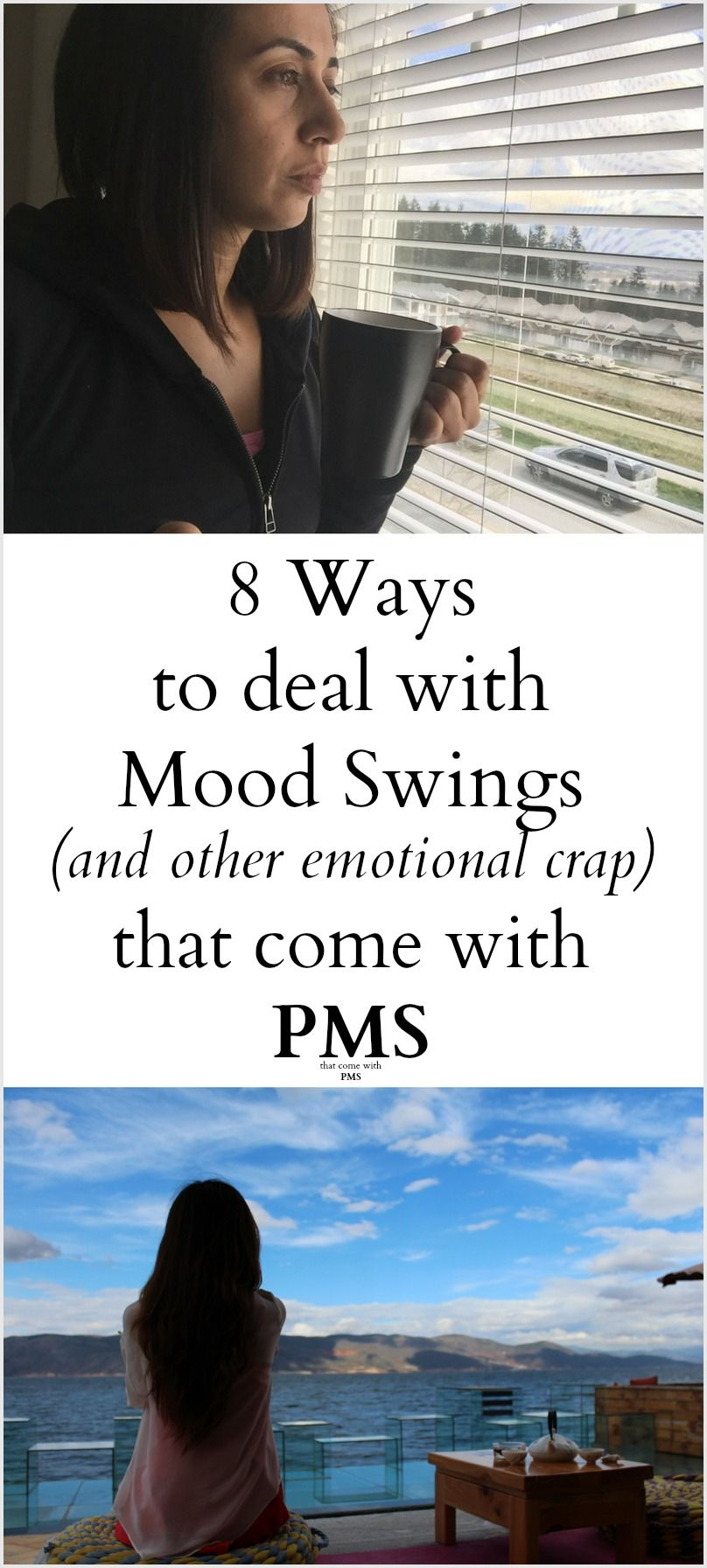 How to deal with period mood swings