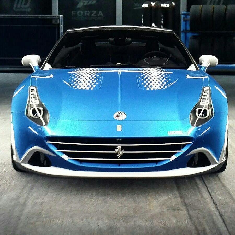 Ferrari California T by Lukynix Designs   #ferrari #californiat #ferraricalifornia #lukynix #lukynixdesigns #cardesign #italianstyle #carstylist #xboxone #forzamotorsport6
