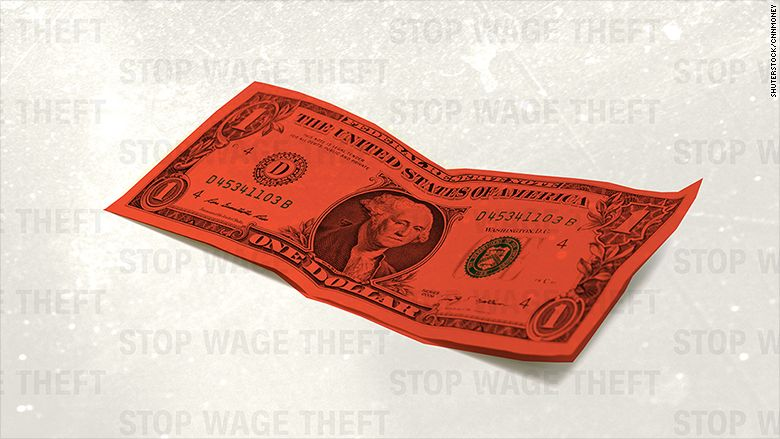 Employers steal billions from some of nation's most