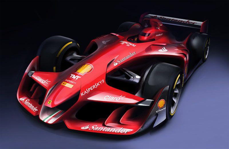 Ferrari Future Car Gp Pinterest Ferrari Cars And