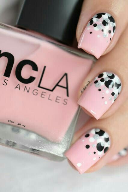 Best Pink Nail Unique Ideas Design Nail Art Pinterest Pink