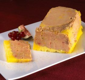 terrine de foie gras frais de canard recette terrines. Black Bedroom Furniture Sets. Home Design Ideas