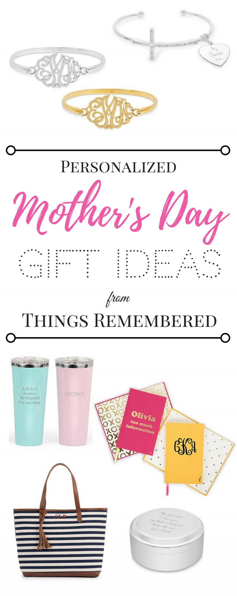 Personalized Mother's Day Gift Ideas from Things Remembered | Best
