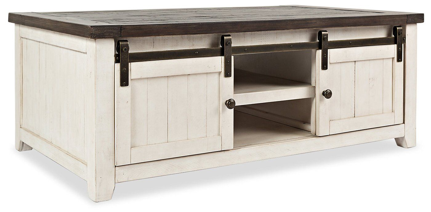 Madison Barn Door Coffee Table White The Brick Door Coffee Tables Coffee Table White Barn Furniture