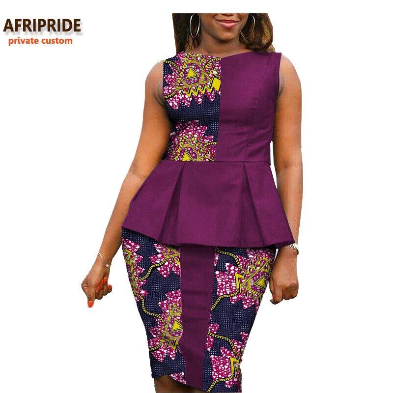 4206be7926ada 2017 Autumn african women casual suit AFRIPRIDE private custom ...