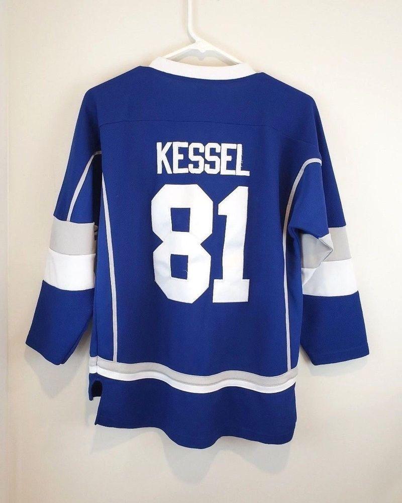 timeless design 9e716 fc603 Toronto MAPLE LEAFS Jersey #81 Phil KESSEL Replica Size ...