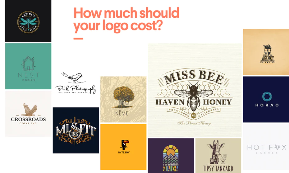 How Much Does a Logo Design Cost | Logo design cost, Logos ...