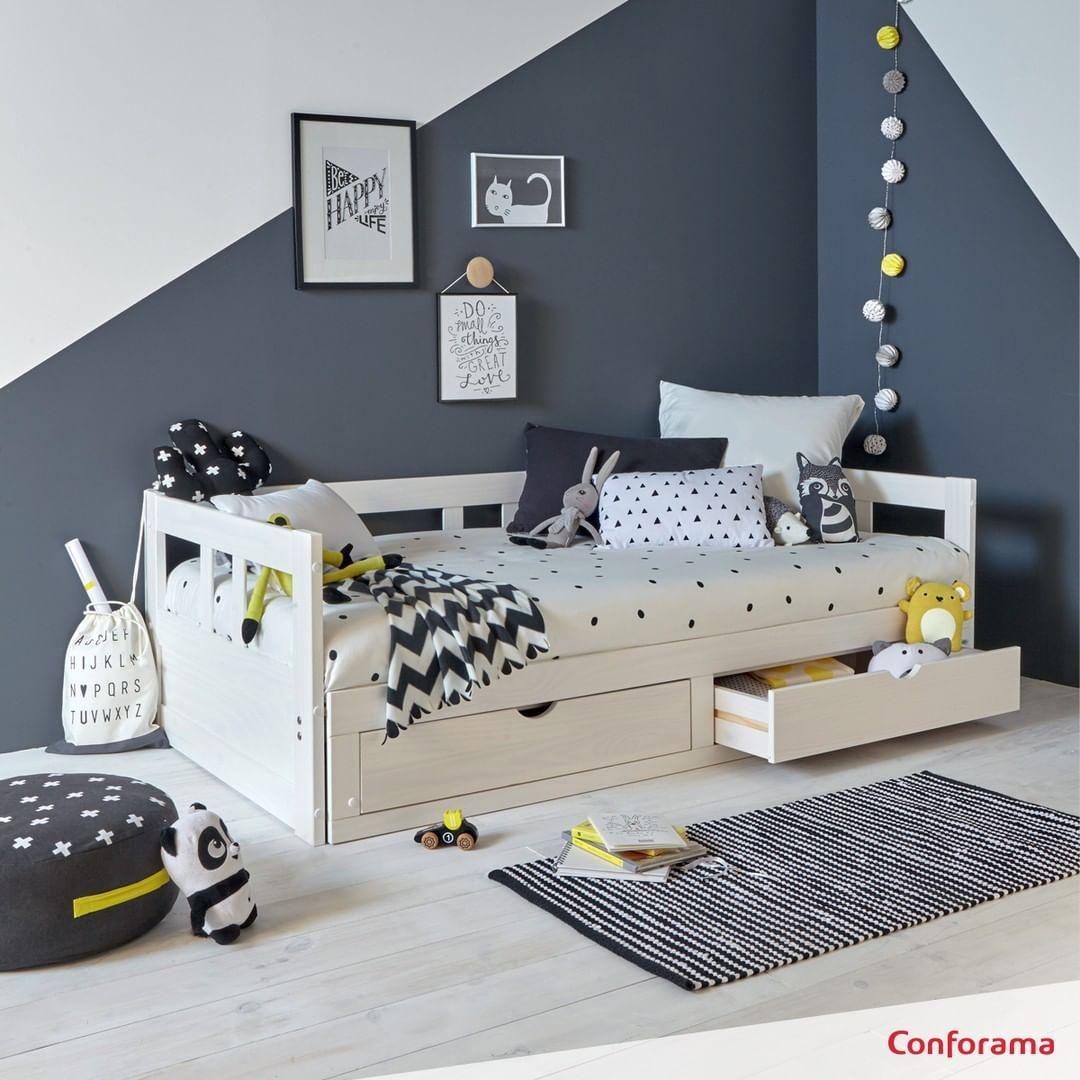 Conforama On Instagram Craquez Pour Ce Total Look Noir Et Blanc