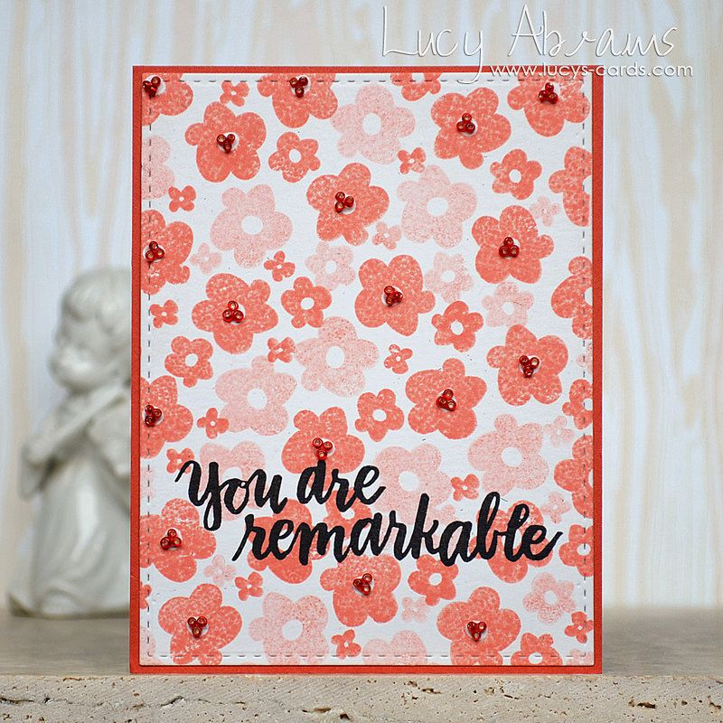 You Are Remarkable by Lucy Abrams | Flickr - Photo Sharing!